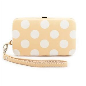 iphone wristlet from Charlotte Russe